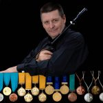 Mick Gault Olympic Gold medalist