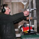 Alan Westlake Test Fire