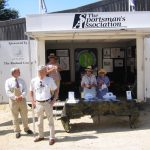 Sportsmans Association Display Trailer.