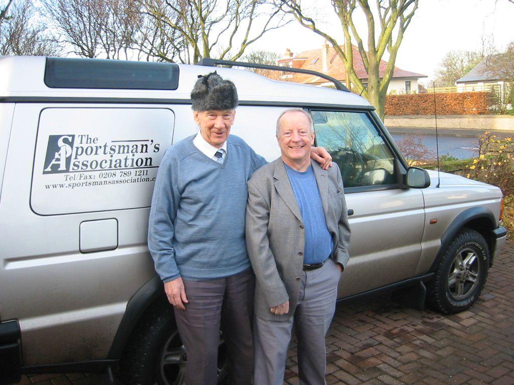 William Scott & Richard Malbon, Dunblane