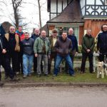 Bisley Shooting Party